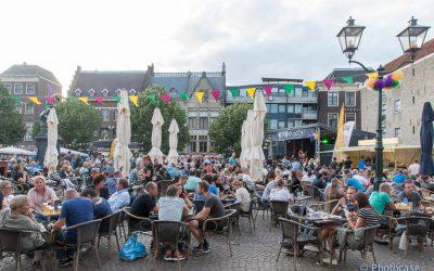 Podium Scheffersplein terug op Big Rivers Festival
