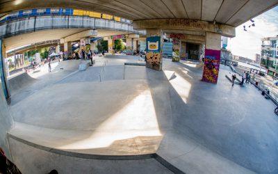DOOR x Fier presenteren nieuw interactief Skate Stage