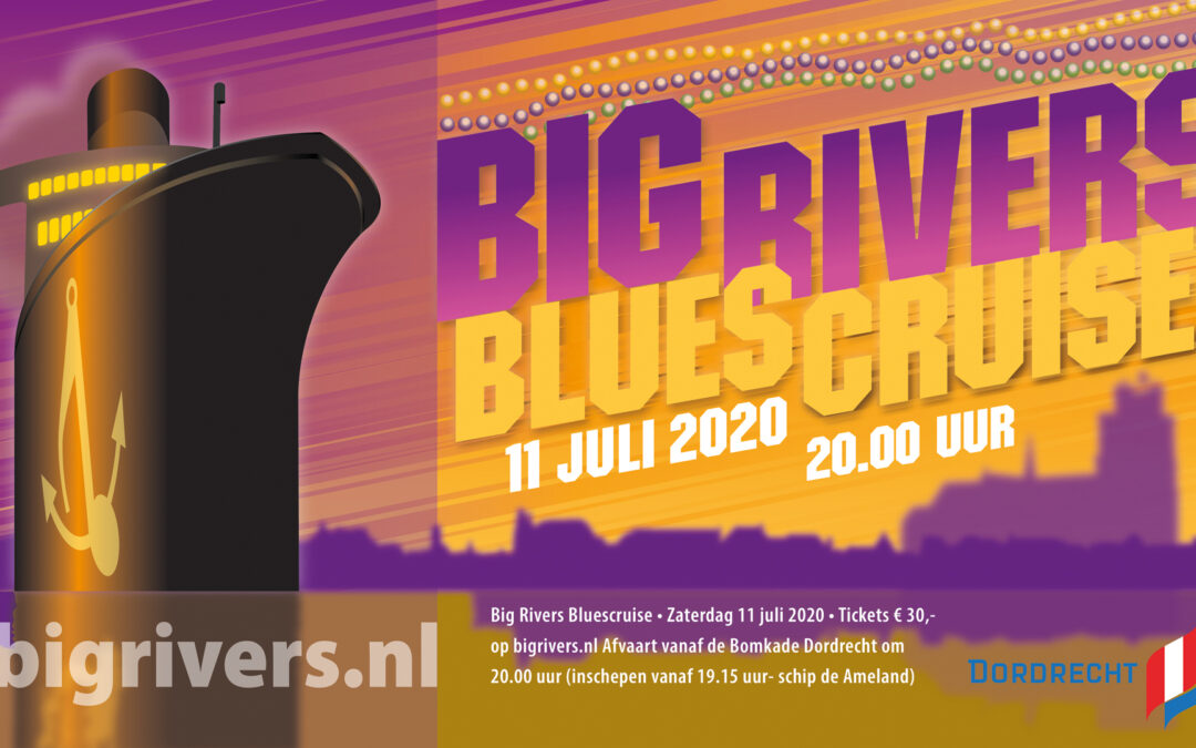 De Blues Cruise is terug!